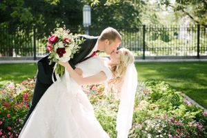 Brianne_Braden_Monument_Park_Stake_Center_Salt_Lake_City_Utah_Couple_Kissing_Outside_Salt_Lake_Temple.jpg