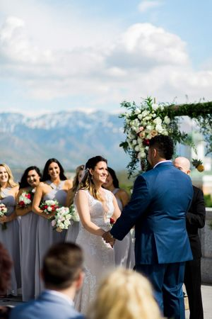 Tessa_Taani_Utah_State_Capitol_Salt_Lake_City_Utah_Ceremony_Pineapple_Draped_Backdrop.jpg