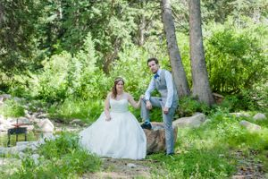 Ashley_Dan_Solitude_Resort_Solitude_Utah_Bride_Groom_By_Mountain_Stream.jpg
