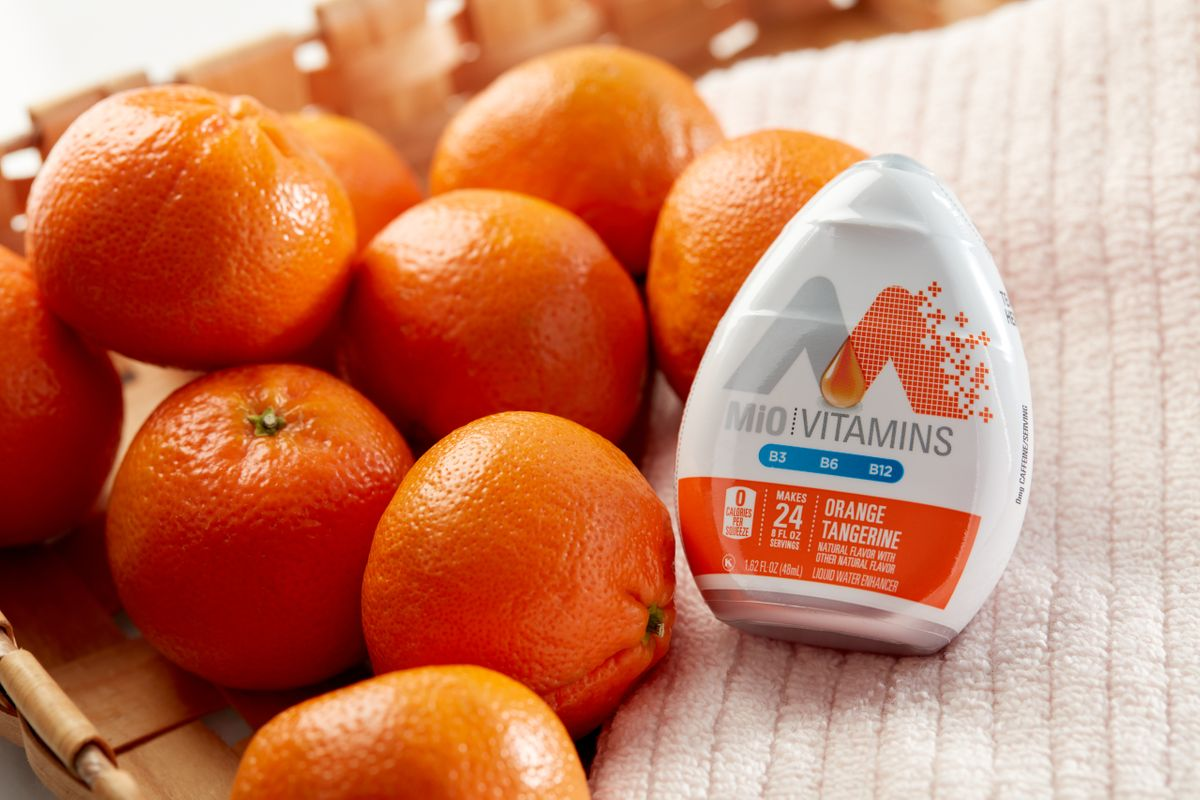 MiO Vitamins, Kraft-Heinz