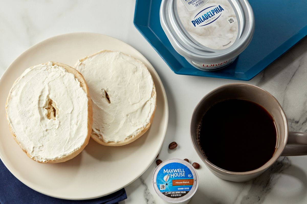 Philadelphia Cream Cheese, Maxwell House Coffee, Kraft Heinz