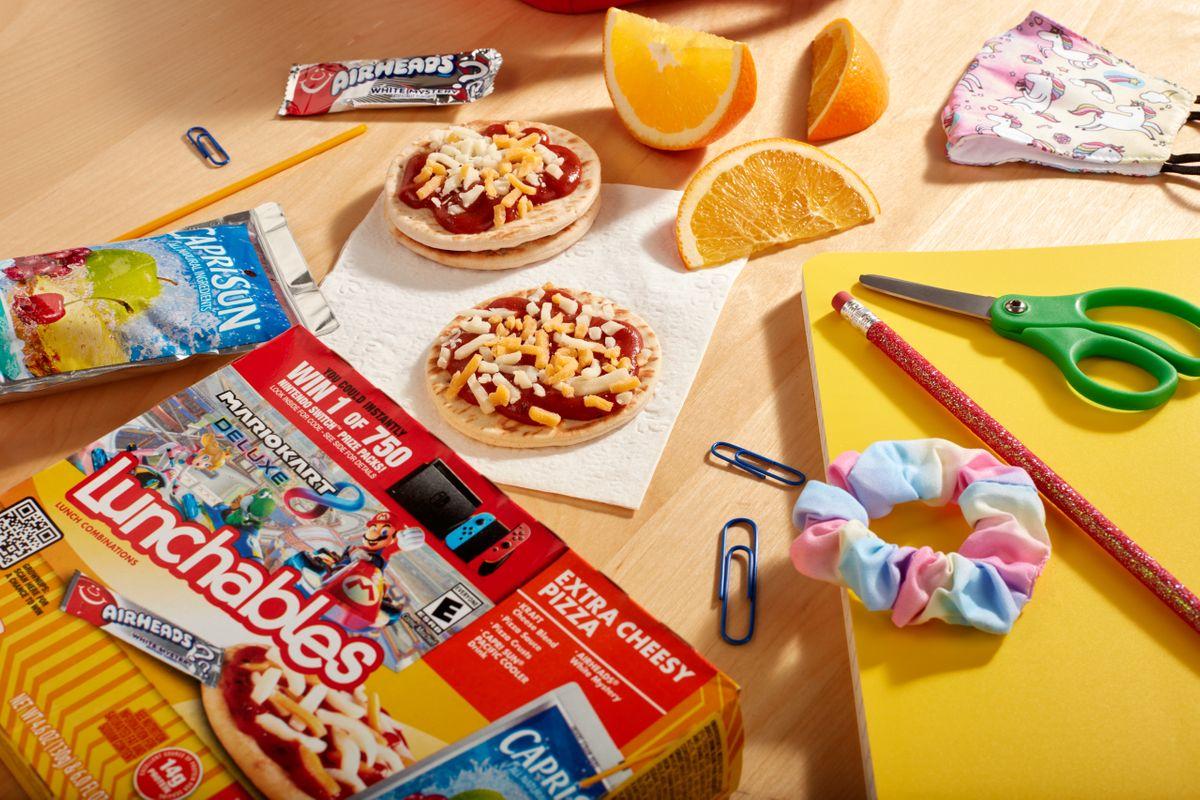 Lunchables, Kraft-Heinz