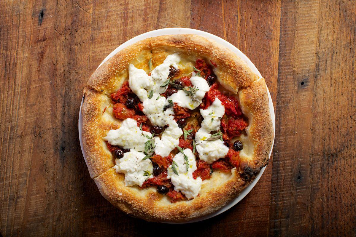 Pizza photo for Soho House