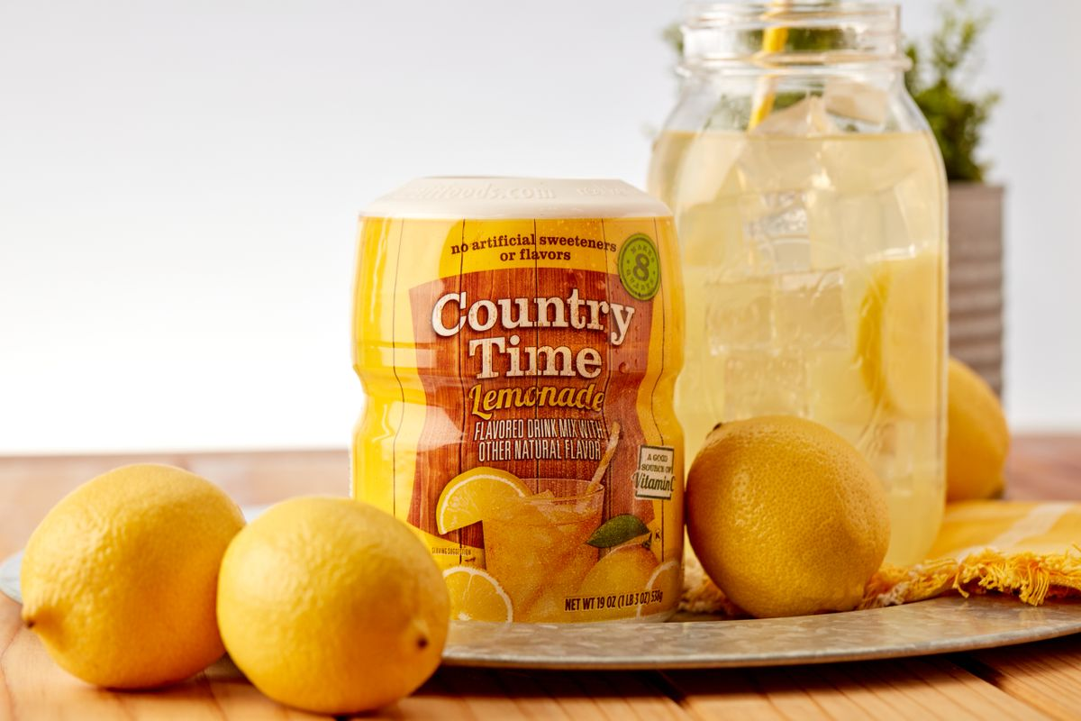 Country Time Lemonade, Kraft-Heinz