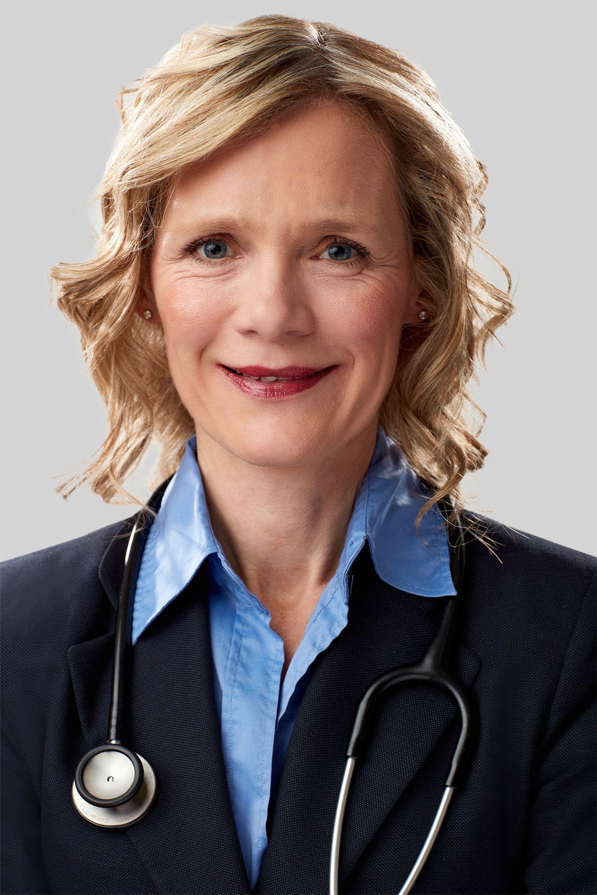 Liselotte Dyrbye, M.D. AMA Portrait