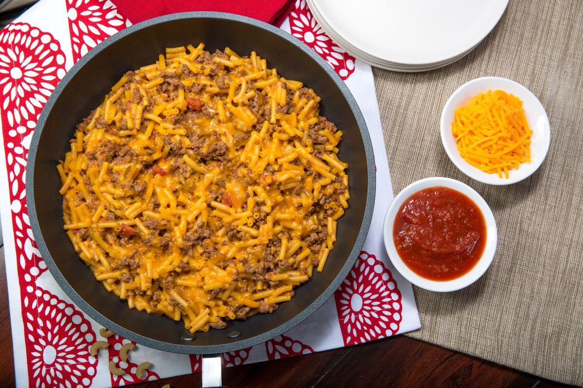 Kraft Heinz Blue Box Macaroni and Cheese Recipe