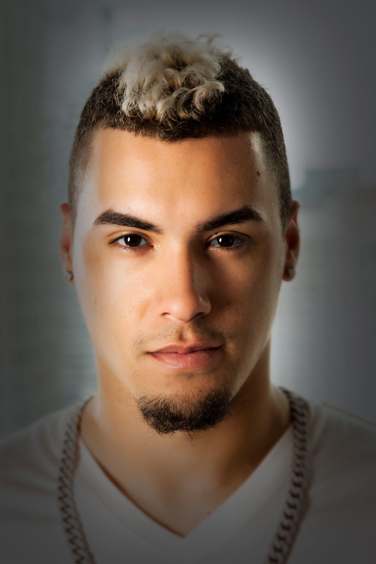 Javier Baez Portrait